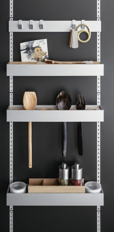 Utensil Holder/Hook Tray